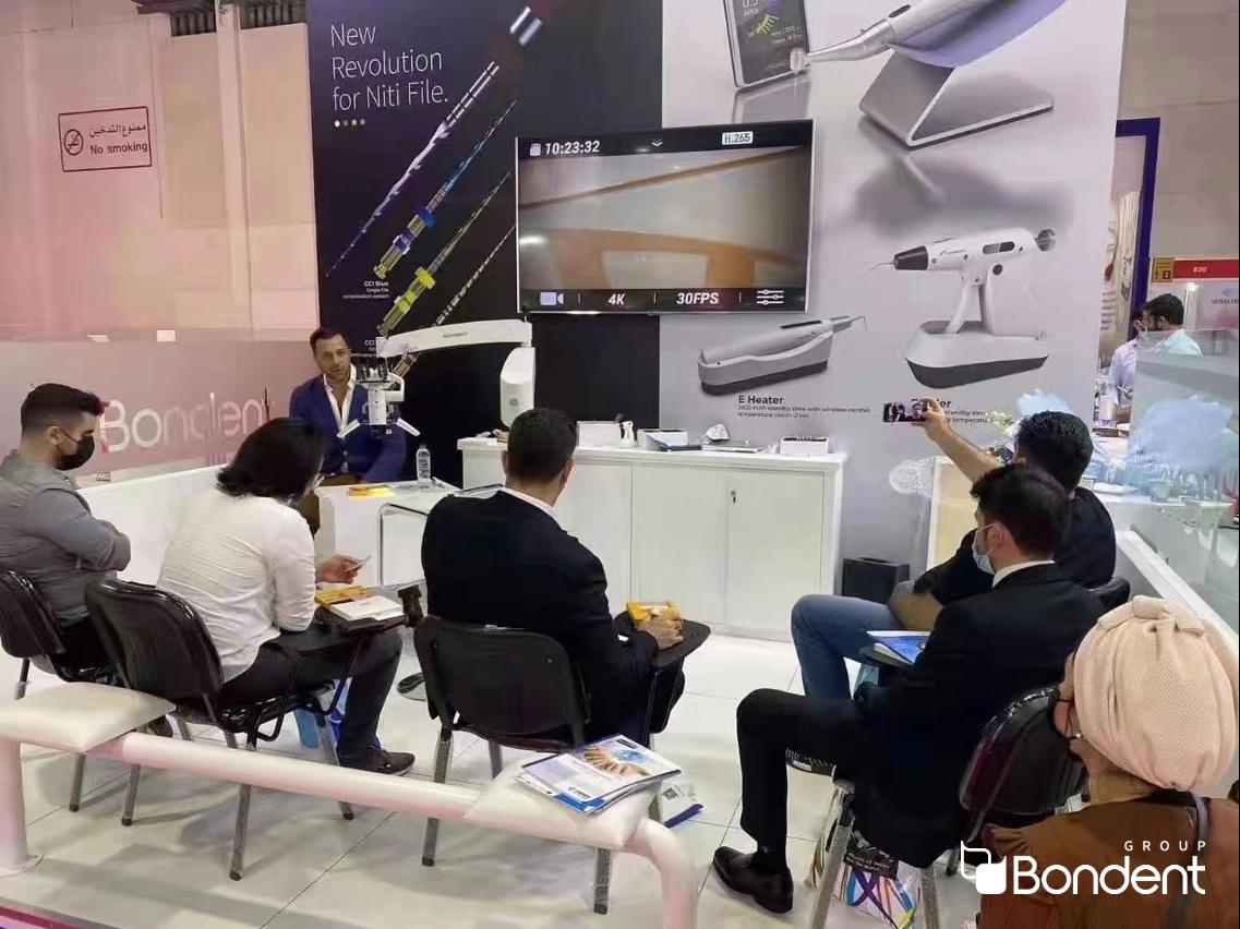 2021迪拜国际口腔展-西默裸眼3D显微镜
