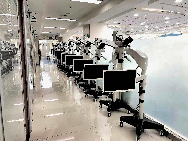 西默口腔显微镜3000E系列